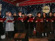 Koncert kolęd podczas Jarmarku Bożonarodzeniowego na Ursynowie