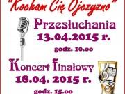 """III Przegląd Polskiej Piosenki – """"Kocham Cię Ojczyzno"""""""