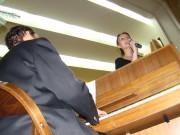 Koncert kolędowy z okazji spotkania wigilijnego społeczności UUTW