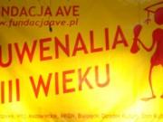 V Juwenalia III Wieku – Ogólnopolski Festiwal Uniwersytetów III Wieku i Twórczych Seniorów