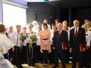 Koncert dla Sekcji Emerytów i Rencistów Oddziału Związku Nauczycielstwa Polskiego Warszawy: Mokotów, Ursynów, Wilanów