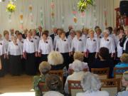 Koncert dla pacjentów Ursynowskiego Dziennego Ośrodka Pomocy Społecznej