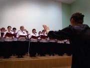 Koncert dla pacjentów Centrum Kompleksowej Rehabilitacji w Konstancinie