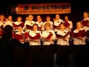X Festiwal Chórów, Kabaretów i Zespołów Seniora
