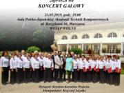 Koncert Galowy w Polsko-Japońskiej Akademii Technik Komputerowych