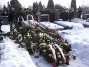 Pogrzeb chórzysty – Pawła Subdy